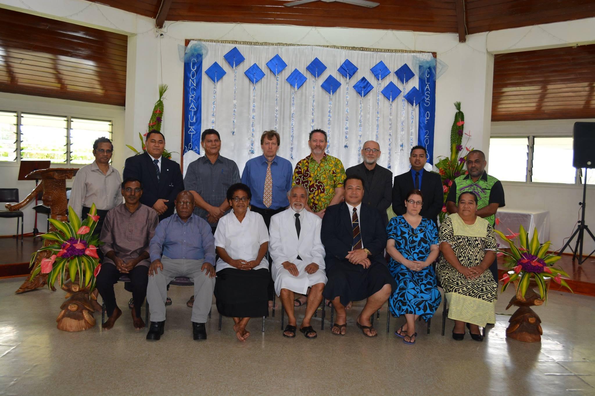 PTC Faculty Members 2018